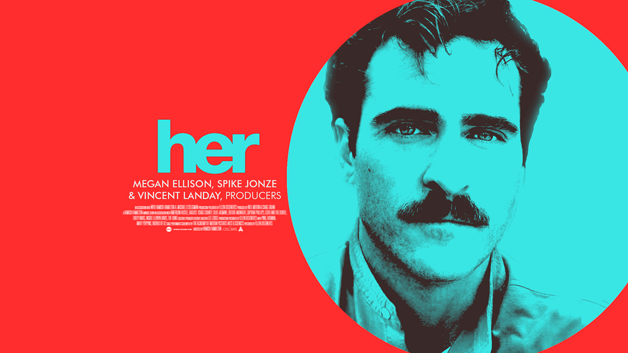 Best poster design 2014 - Oscars Best Picture Nomination Title Cards 2014 Poster Look